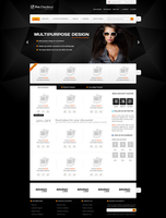 Pro Checkout - eCommerce PSD Template by Xstyler85