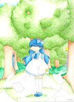 [Otaku Story] Alice in Randomland Portada 3 by irenereru