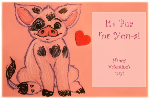 For You-a Valentine by CinnaMonroe