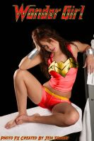 Wonder Girl 012 by tomray