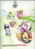 (2013-08) Kirby Super Star by Jdaster64