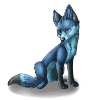 AT with TheSilentSilverFox 2  - Silver by Afna2ooo