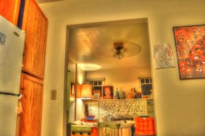 HDR Room by stock-pics-textures