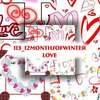 113-12monthsOFwinter-LOVE by 12monthsOFwinter