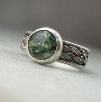 Celtic ring by edhelien