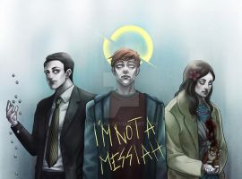 Undead and Proud by Saganu
