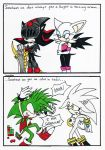 COMIC REQUEST ~ ''Tinfoil'' ~ ManicMakes by EvilLexie