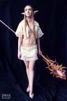 Cosplay Elf Lineage II by Theax95