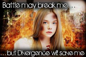 Saved by Divergence by 4thElementGraphics