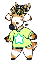 Deerby by pitbullie