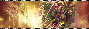 Sign Kael'Thas by Cassangel