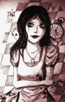 Alice: Madness Returns by Black-Crow000