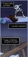 Pals - Undertale Spoilers by Khrysteen