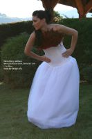 Wedding Dress 04 by clair0bscur-stock