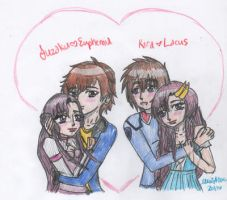 KnightxPrincess by cleris4ever