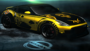 Nissan 370Z by AndrewDro