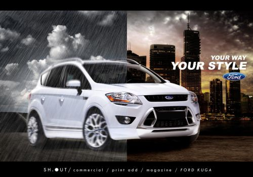 FORD KUGA by JeoHate