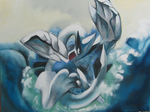 The Lord of the Seas - Pokemon by KyraXIII