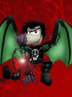 .:RedDragon666's Jacob:. by Wario-Girl