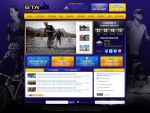 GTA Website HomePage by treecore