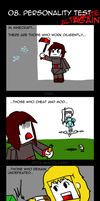 09 - Personality Test Alternate Again by geek96boolean10