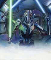 General Grievous by DavidRabbitte