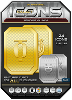 BSG Icons Vol 4 by CQ - OS X by BSG75