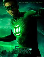 Green lantern by agustin09
