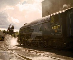 Sir nigel gresley by zandrashotos