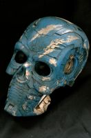 Cyborg Skull by CsDesigns83