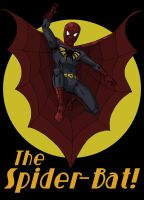 The Spider-Bat! by Stark-liverbird