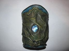 First bracer of water by akinra-workshop