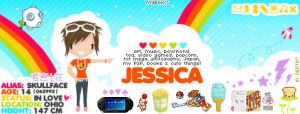 Jessica :3 by ribcages