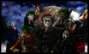 Horror Holidays by Venetia-TH
