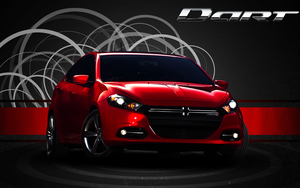 Dodge Dart Contest Entry by gratefulbliss