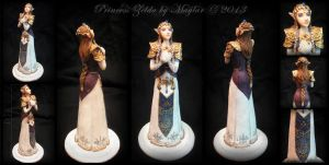 Princess Zelda by Maylar