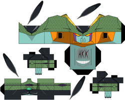 Cell-X p1 by hollowkingking