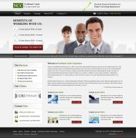 A Corporate Finance Design by bilalm