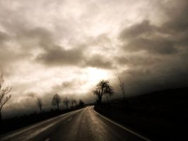 lonely road by piratenschatz86