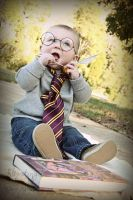 Baby Potter. by ScarahScrewdriveR