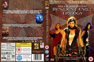 Resident Evil Trilogy by BrotherTutBar