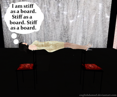 Request: Stiff as a Board by EnglishDamsel