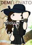 Demi Lovato by NickyToons