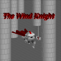 The Wind Knight by ISawEverything