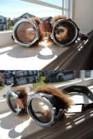 Winged Steampunk Goggles by Safe-As-Houses