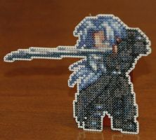 Final Fantasy VII - Sephiroth by RetroStitch