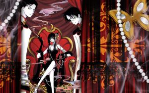 xxxholic Curtains WP by Hallucination-Walker