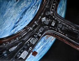 The Orbital Perspective by Malicious-Monkey