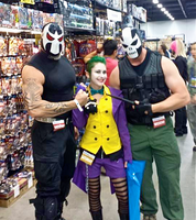 Meeting Bane by riss4life