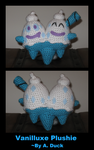 Vanilluxe, Now With Straw! by Milayou